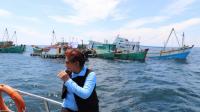 Kebijakannya Dituding Sebabkan Kapal China Masuk Indonesia, Susi Pudjiastuti: Pembohongan Publik