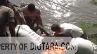 Mayat Pria Paruh Baya Mengapung di Sungai Padang