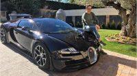 Ronaldo Beli Mobil Baru