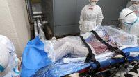 Angka Kematian Akibat Covid-19 di Itali Sudah Tembus 10 Ribu Jiwa
