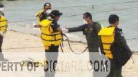 Ditolak di Bali, Penumpang Coral Adventurer Diperiksa Ketat Saat Masuk Pantai Tablolong NTT