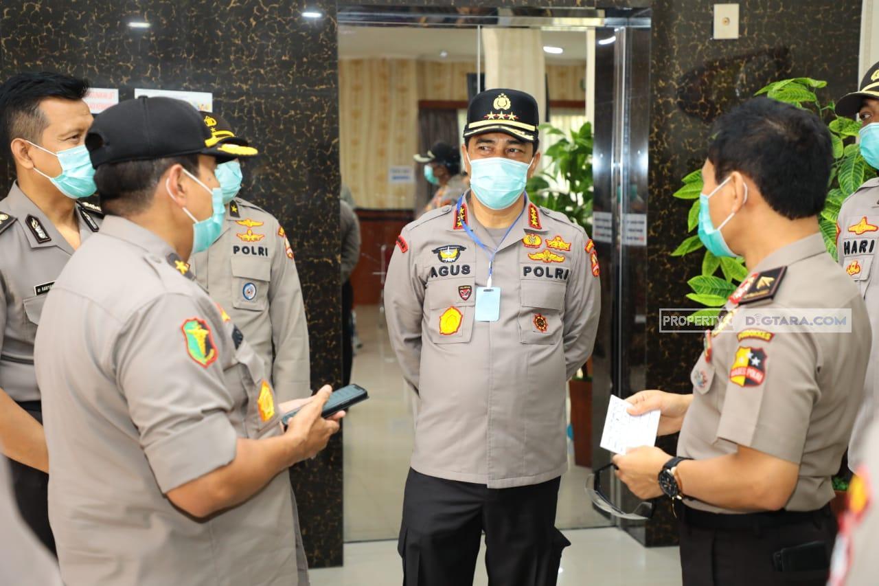 Polri Apresiasi Inisiatif Masyarakat Bergotong-Royong Lawan Covid-19
