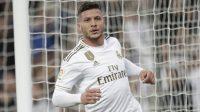 Luka Jovic Pemain Real Madrid