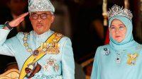 Raja Malaysia Dikarantina Terkait Virus Korona