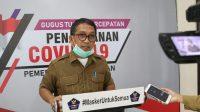 16 Orang Pasien Positif Covid-19 di Medan Dinyatakan Sembuh