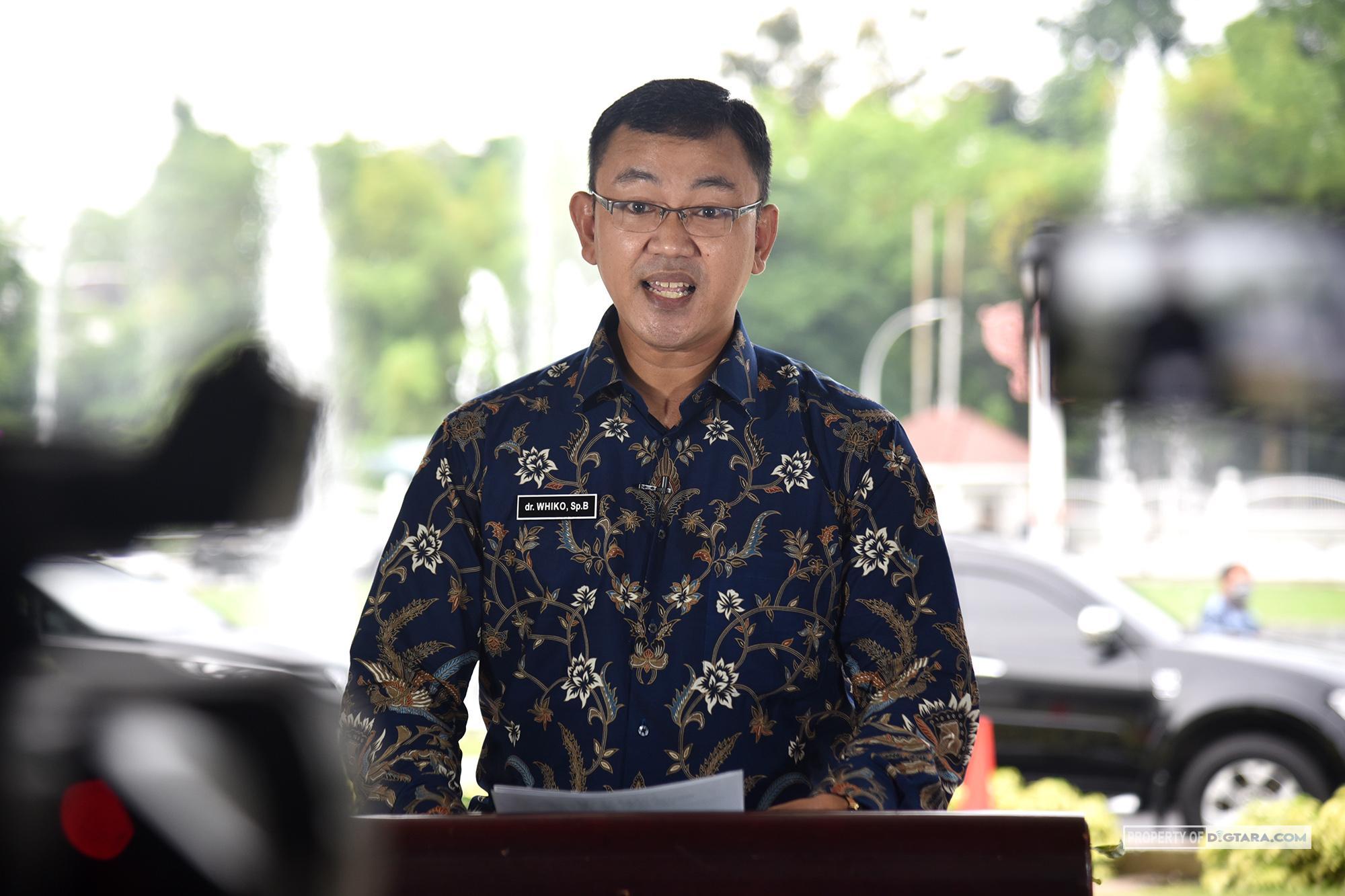 Update Korona Sumut, 29 Mei: Jumlah Pasien Positif Baru Pecahkan Rekor Tertinggi