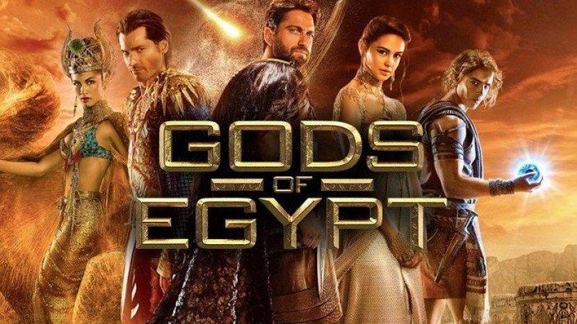 Sinopsis Film Gods of Egypt: Cerita Para Dewa Mesir Kuno