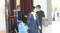 Pelantikan Pejabat Politani Negeri Kupang