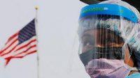 1260 Orang di Amerika Serikat Meninggal Dunia Akibat Korona Dalam 24 Jam Terakhir