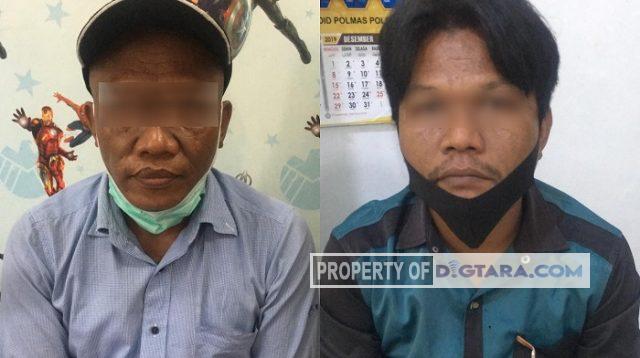 Dua Orang Mengaku Wartawan Ditangkap Usai Memeras Pejabat BUMN di Sumut