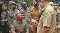 16 KTP Warga di Medan Disita Karena Keluar Rumah Tanpa Masker