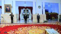 Jokowi Lantik Boy Rafli Amar Jadi Kepala BNPT