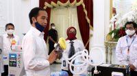 Produk Alat Kesehatan Karya Anak Bangsa untuk Tangani Covid-19