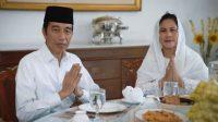 Presiden Jokowi dan Ibu Negara Sampaikan Ucapan Selamat Idulfitri