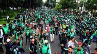 Ojol Bakal Demo Besar Jika Tetap Dilarang Angkut Penumpang saat New Normal