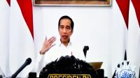 4 Arahan Presiden Soal Persiapan Pelaksanaan New Normal