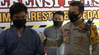 Ponakan Pelaku Penikaman Terhadap Paman Akhirnya Ditangkap Polisi