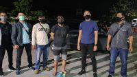 Pelaku Curanmor di Areal Gerbang Tol Teluk Mengkudu Diringkus