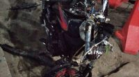 Dua Sepeda Motor 'Laga Kambing' di Sergai Hingga Tewas