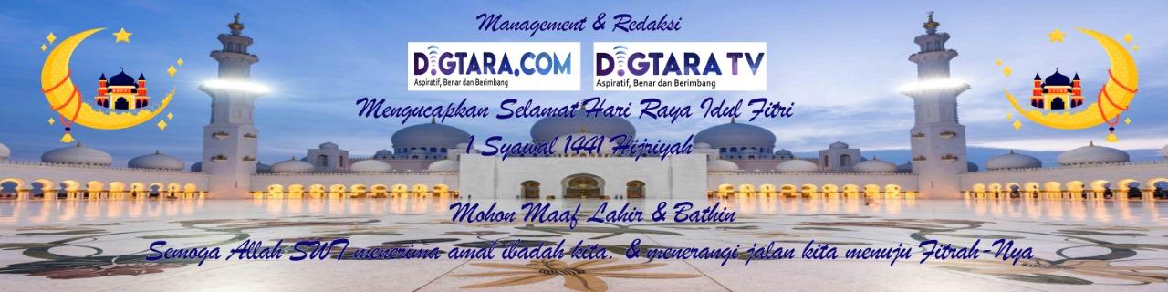 Selamat Idul Fitri 1441 H dari Digtara.com