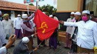 Bakar Bendera PKI