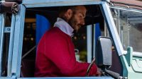 Ke Pasar, David Beckham Boyong Mobil Tua Land Rover Klasik