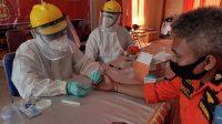 Jalani Rapid Test, 52 Personel Kantor SAR Kupang Dinyatakan Negatif Covid-19