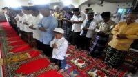 Jamaah Tarekat Naqsabandiyah Rayakan Idul Fitri 1441 Hari Ini