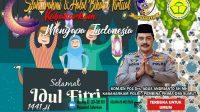"""Kabaharkam Polri """"Menyapa Indonesia"""" Lewat Halal Bihalal Virtual"""