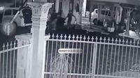 Pencuri di Perumahan JIP Medan