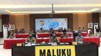Polda Maluku Mulai Bahas Kesiapan Pilkada Serentak