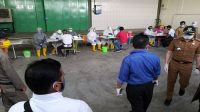 14 Pekerja Brastagi Supermarket Dinyatakan Negatif Covid-19 Usai Jalani Rapid Test Ulang