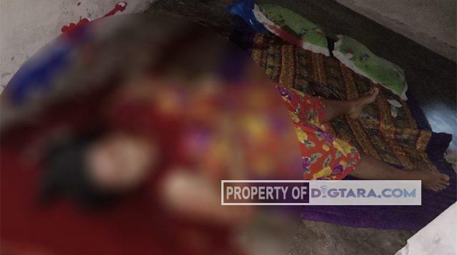 Seorang Pemuda di Asahan Aniaya Istri Kapak Hingga Tewas