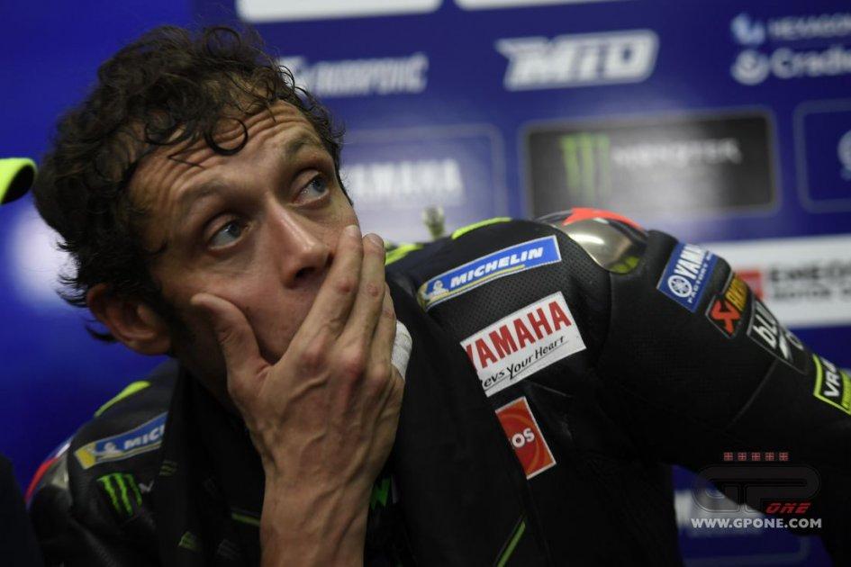 Gabung Tim Asal Malaysia atau Pensiun dari MotoGP Pilihan Valentino Rossi?