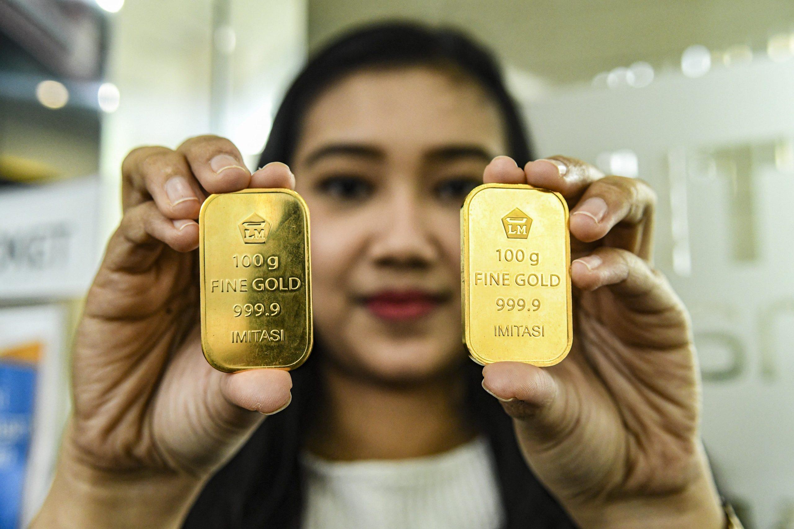Daftar Harga Emas di Pegadaian Hari Ini, Sabtu 13 Juni 2020