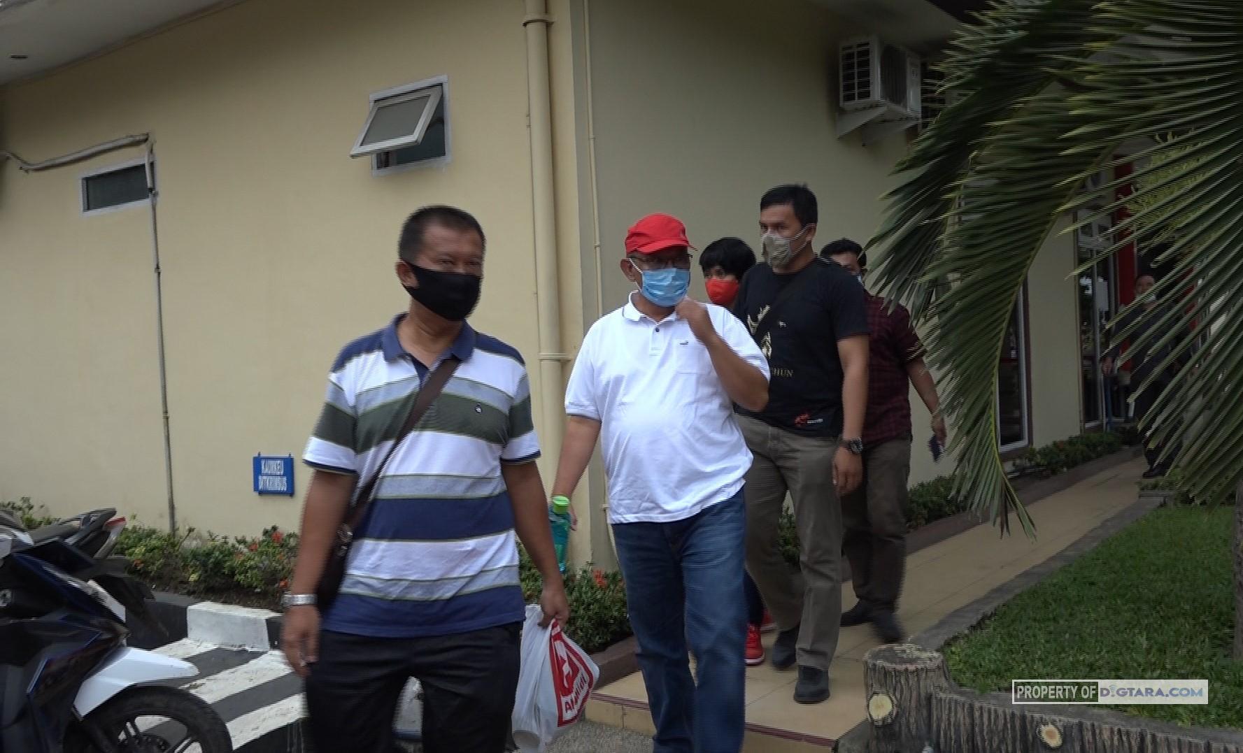Plt Walikota Medan Diperiksa Ditreskrimsus Polda Sumut