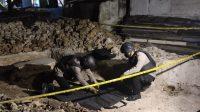 MortilPeninggalan Zaman Perang Ditemukan di Tanah Halaman Rumah Warga