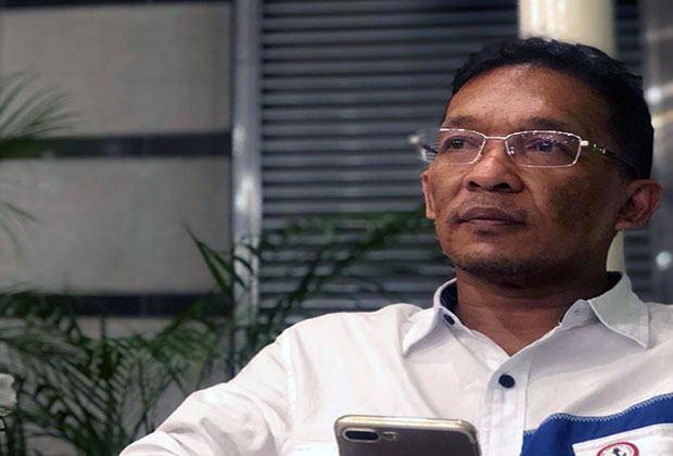 Ngopi Bersama Khoirudin Nasution: Dulu Pendemo, Sekarang Didemo