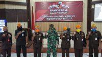 Peringati Hari Lahir Pancasila, Kodim 0201/BS Santuni Para Veteran