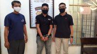 Polisi Ciduk Warga Tebing Tinggi Hendak Edarkan Sabu