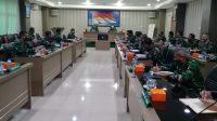 Tim Pengawasan Memonitoring dan Evaluasi Perkembangan Penanganan Covid-19