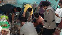 Mayat Pria Ditemukan Sudah Membusuk di Namorambe