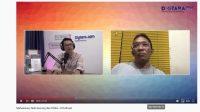 D'Podcast Diluncurkan, Ngopi Bareng Tokoh Inspiratif