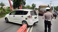 Poldasu Putar Balik 3.322 Kendaraan Bermotor Selama Ops Ketupat Toba 2020