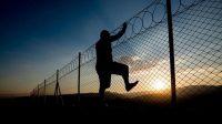 Dua Penghuni Lapas Gunungsitoli Kabur Lompat Tembok