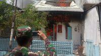 Kebakaran Pemukiman di Medan Area, Satu Rumah Hangus