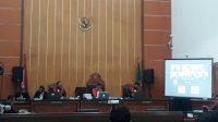 Terbukti Lakukan Penusukan kepada Mantan Menko Polhukam, Abu Rara Divonis 12 Tahun Penjara