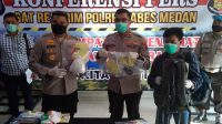 Polisi Tembak Mati Kurir Narkoba Asal Aceh
