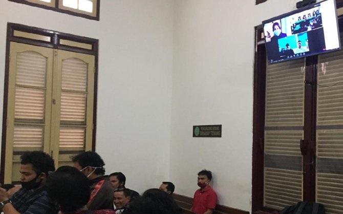Tiga Terdakwa Pembunuh Hakim Jamaluddin Dituntut Hukuman Seumur Hidup