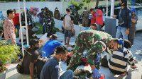 TNI AL Amankan 23 Pekerja Migran Yang Pulang Dari Malaysia